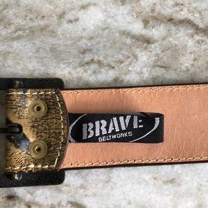 Brave Beltworks Belt